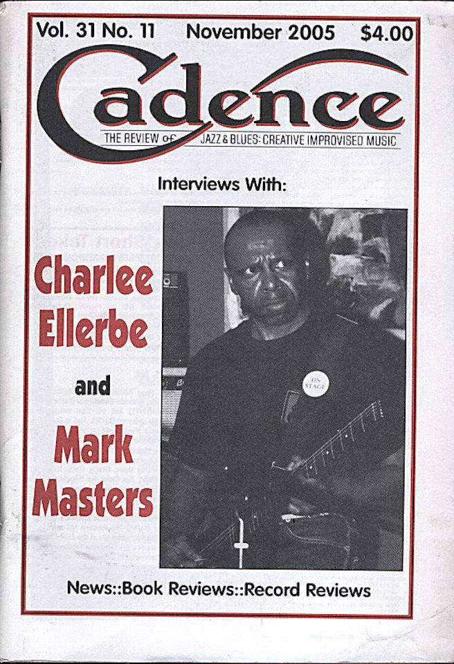 Cadence Vol. 31 No. 11