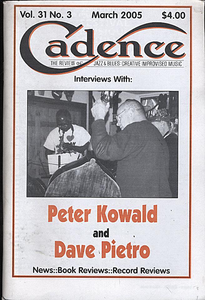 Cadence Vol. 31 No. 3