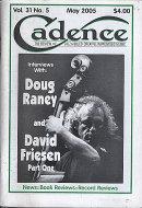 Cadence Vol. 31 No. 5 Magazine