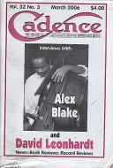 Cadence Vol. 32 No. 3 Magazine