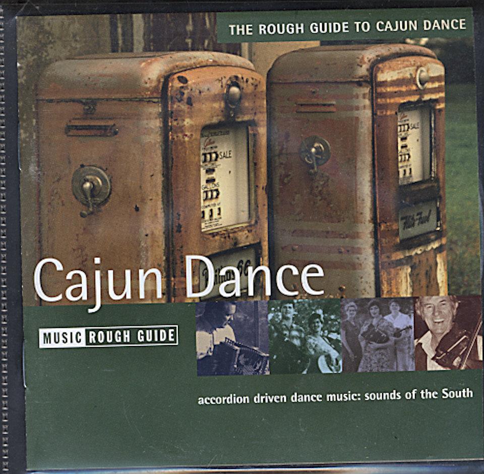 Cajan Dance CD