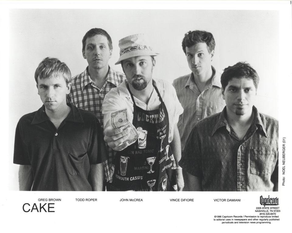 Cake Promo Print