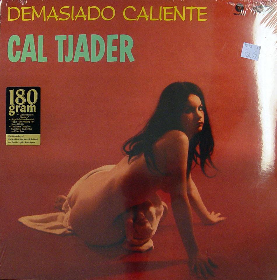 "Cal Tjader Vinyl 12"" (New)"