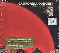 California Concert CD