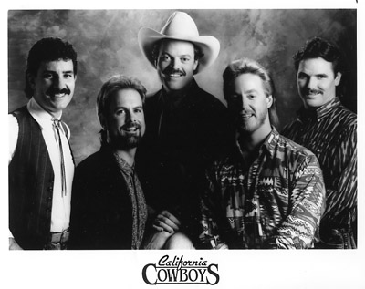 California Cowboys Promo Print