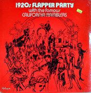 "California Ramblers Vinyl 12"" (New)"
