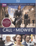 Call The Midwife Blu-Ray
