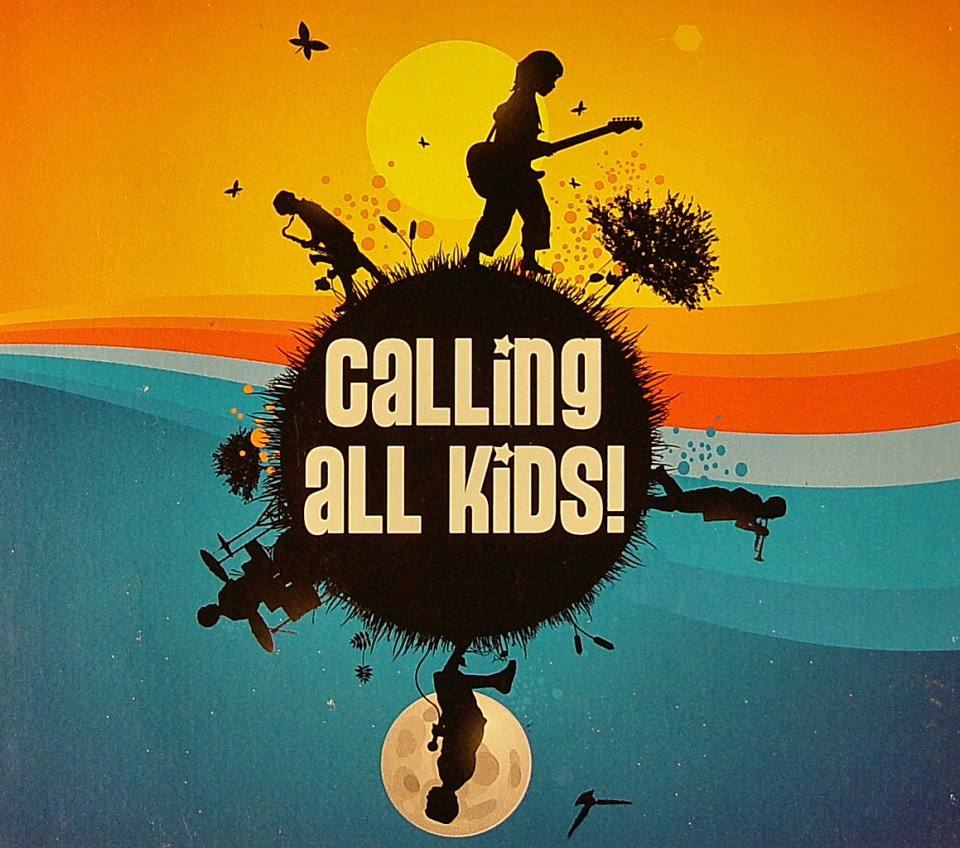 Calling All Kids! CD