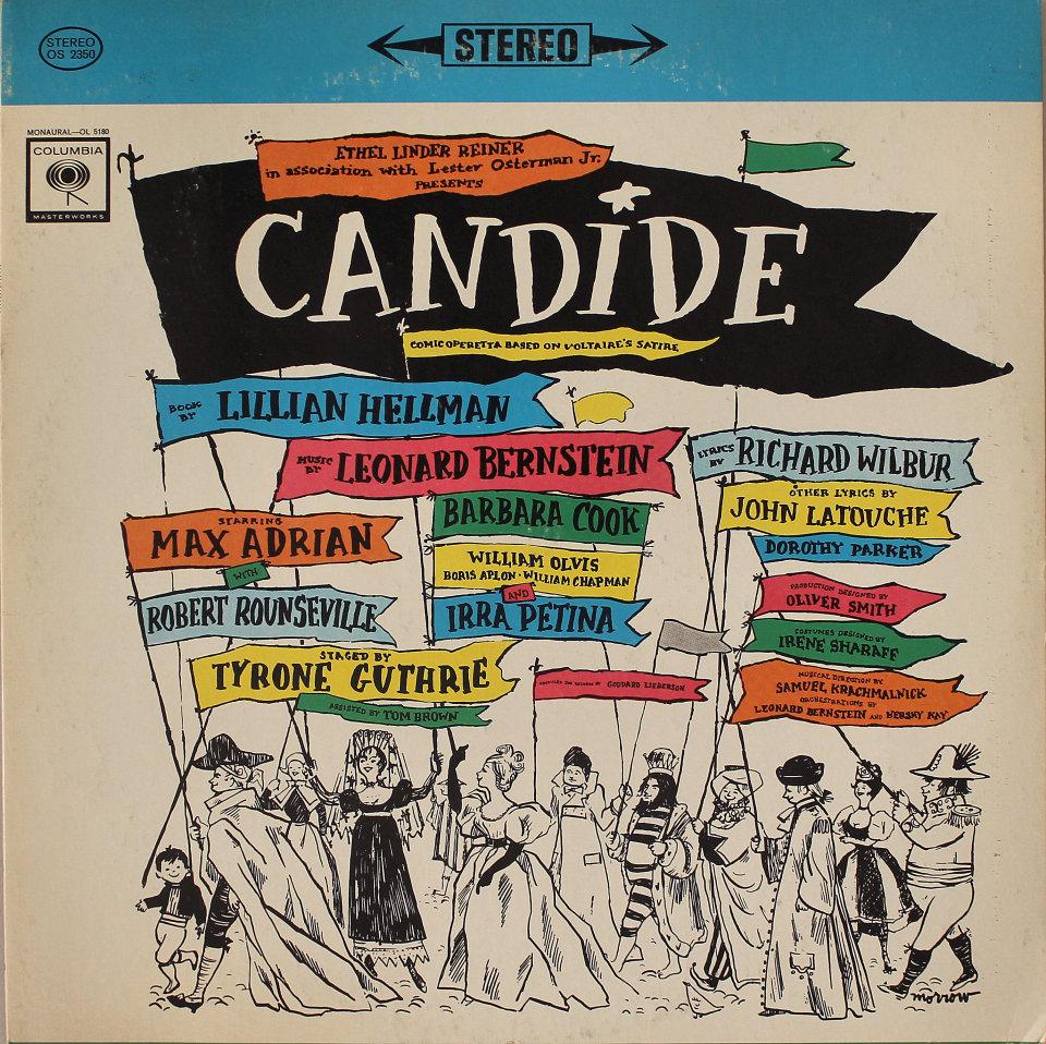 "Candide (Original Broadway Cast) Vinyl 12"" (Used)"