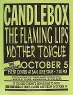 Candlebox Handbill