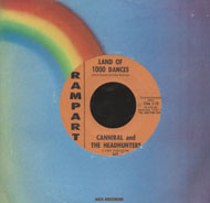 "Cannibal & the Headhunters Vinyl 7"" (Used)"