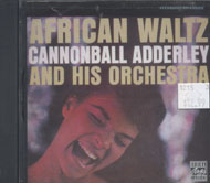 Cannonball Adderley and His Orchestra CD