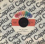 "Cannonball Adderley Sextet Vinyl 7"" (Used)"