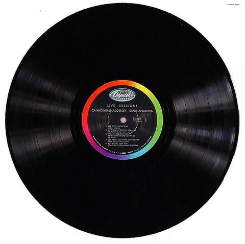 "Cannonball Adderley Vinyl 12"" (Used)"