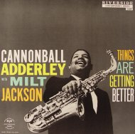 "Cannonball Adderley Vinyl 12"" (Used)"