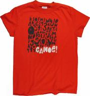 Canoe Men's Vintage T-Shirt