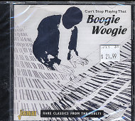 Can't Stop Playing That Boogie Woogie CD