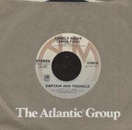 """Captain & Tennille Vinyl 7"""" (Used)"""