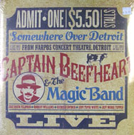 "Captain Beefheart & The Magic Band Vinyl 12"" (New)"