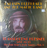 "Captain Beefheart & The Magic Band Vinyl 12"" (Used)"