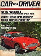 Car and Driver Vol. 12 No. 1 Magazine
