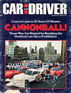 Car and Driver Vol. 21 No. 2 Magazine