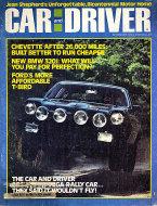 Car and Driver Vol. 22 No. 6 Magazine