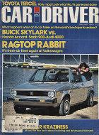 Car and Driver Vol. 25 No. 7 Magazine