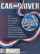 Car and Driver Vol. 29 No. 7 Magazine