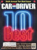 Car and Driver Vol. 33 No. 7 Magazine