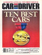 Car And Driver Vol. 35 No. 7 Magazine