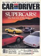Car and Driver Vol. 36 No. 3 Magazine