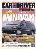 Car and Driver Vol. 40 No. 12 Magazine