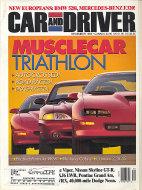 Car and Driver Vol. 41 No. 6 Magazine