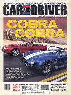 Car and Driver Vol. 42 No. 1 Magazine