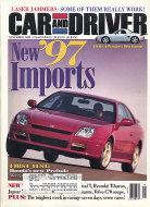 Car and Driver Vol. 42 No. 5 Magazine