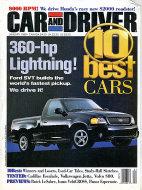 Car and Driver Vol. 44 No. 7 Magazine