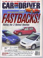 Car and Driver Vol. 47 No. 9 Magazine