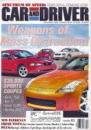 Car and Driver Vol. 48 No. 6 Magazine