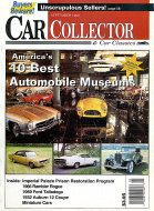 Car Collector and Car Classics Sep 1,1993 Magazine