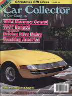 Car Collector & Car Classics Vol. XIII No. 11 Magazine