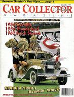 Car Collector & Car Classics Vol. XIV No. 12 Magazine