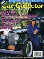 Car Collector & Car Classics Vol. XIV No. 2 Magazine
