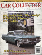 Car Collector & Car Classics Vol. XIV No. 6 Magazine
