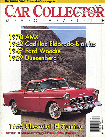 Car Collector & Car Classics Vol. XIV No. 7 Magazine
