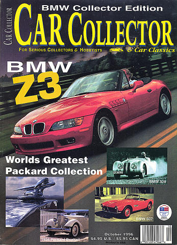 Car Collector & Car Classics Vol. XIX No. 10 Magazine