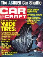 Car Craft Magazine December 1972 Magazine
