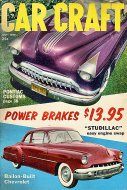 Car Craft Magazine July 1957 Magazine