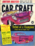 Car Craft Vol. 10 No. 12 Magazine