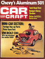 Car Craft Vol. 20 No. 1 Magazine